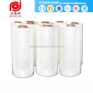 body wrap dispenser jumbo roll cling copper-clad polyimide cold water soluble laminating pva film machine wrapper for oven