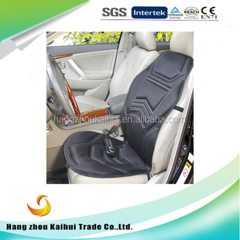 Heating Cooling And Massage 3 In 1 Car Seat Cooler Cushion