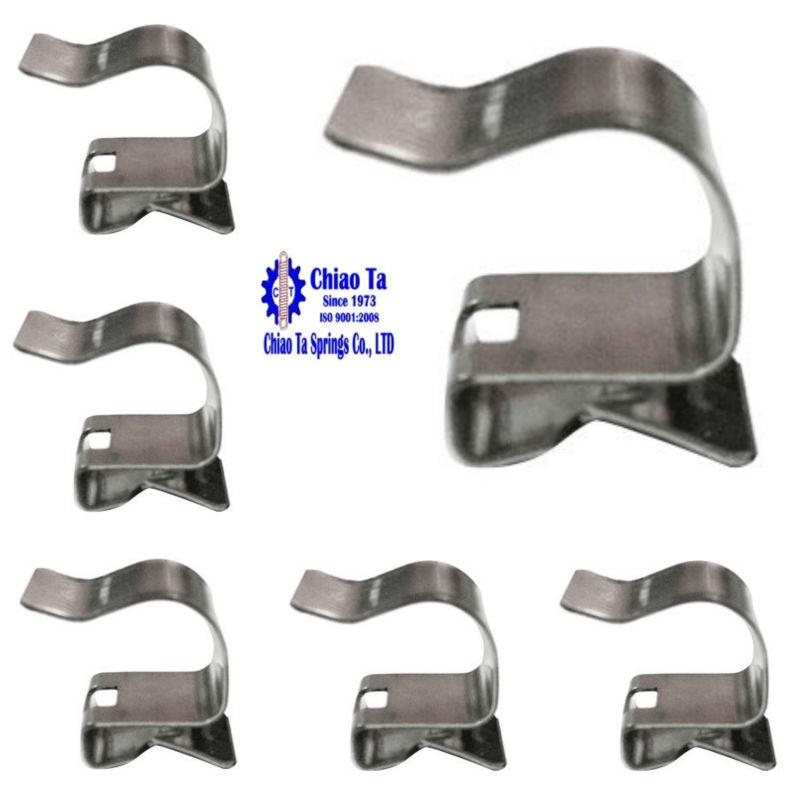 Metal Clip Hardware Fasteners Leaf Spring Machine Parts Spring Clip ...
