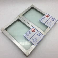 2h anti fire rated fireproof building glass