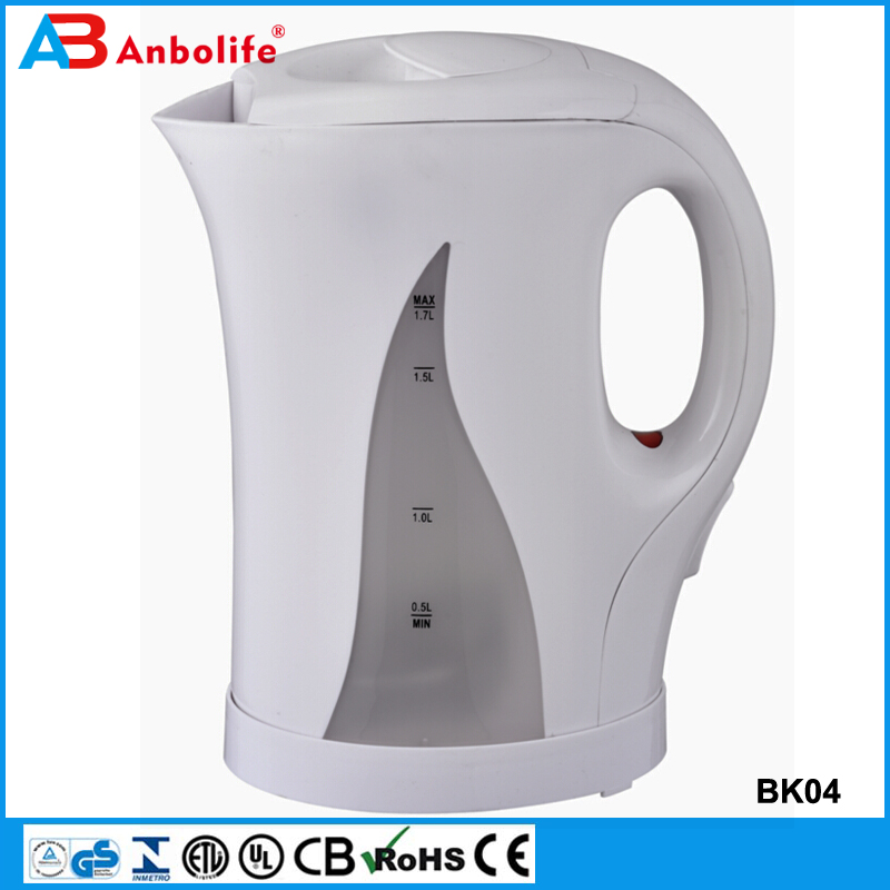 Electric Kettle To Boil Tea Kettles Automatic Power-Off Kitchen 360 Degree Rotational Base Automatic Plastic Electric Kettle