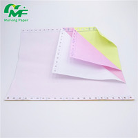 3 ply Carbonless NCR Copy Paper sheets computer forms