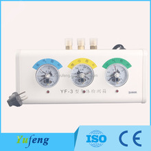 Medical Gases Pressure Monitor oxygen ,vacuum ,air gas type