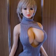 Секс с аниме куклой