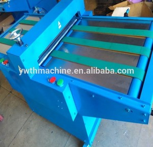 Electric Small Roller Press Die Cutter 20""