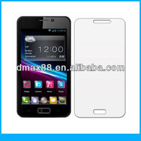 Screen protector with design for Qmobile A11 oem/odm(High Clear)