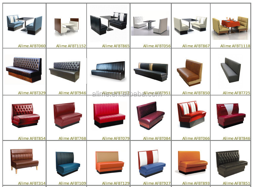 Restaurant Diner Seating Sofa Booth Buy Restaurant Booth