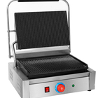 Hot 2019 Hot Selling Commercial Stainless Steel Electric Sandwich Panini Grill/Press Griddle Panini