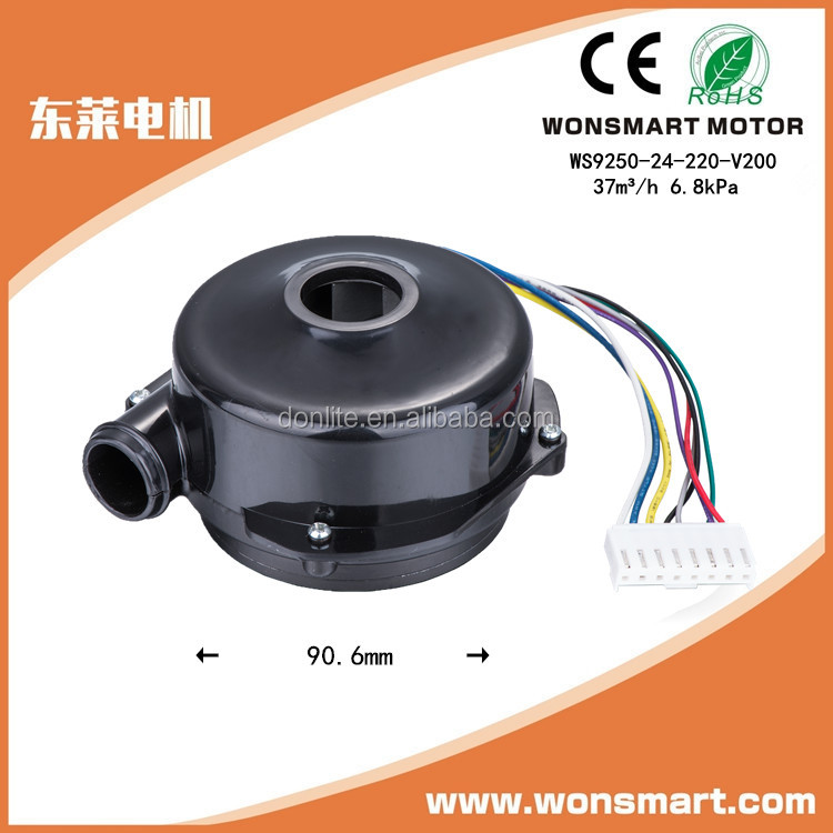 industrial suction blower fanbrushless dc motorsirocco fan blower