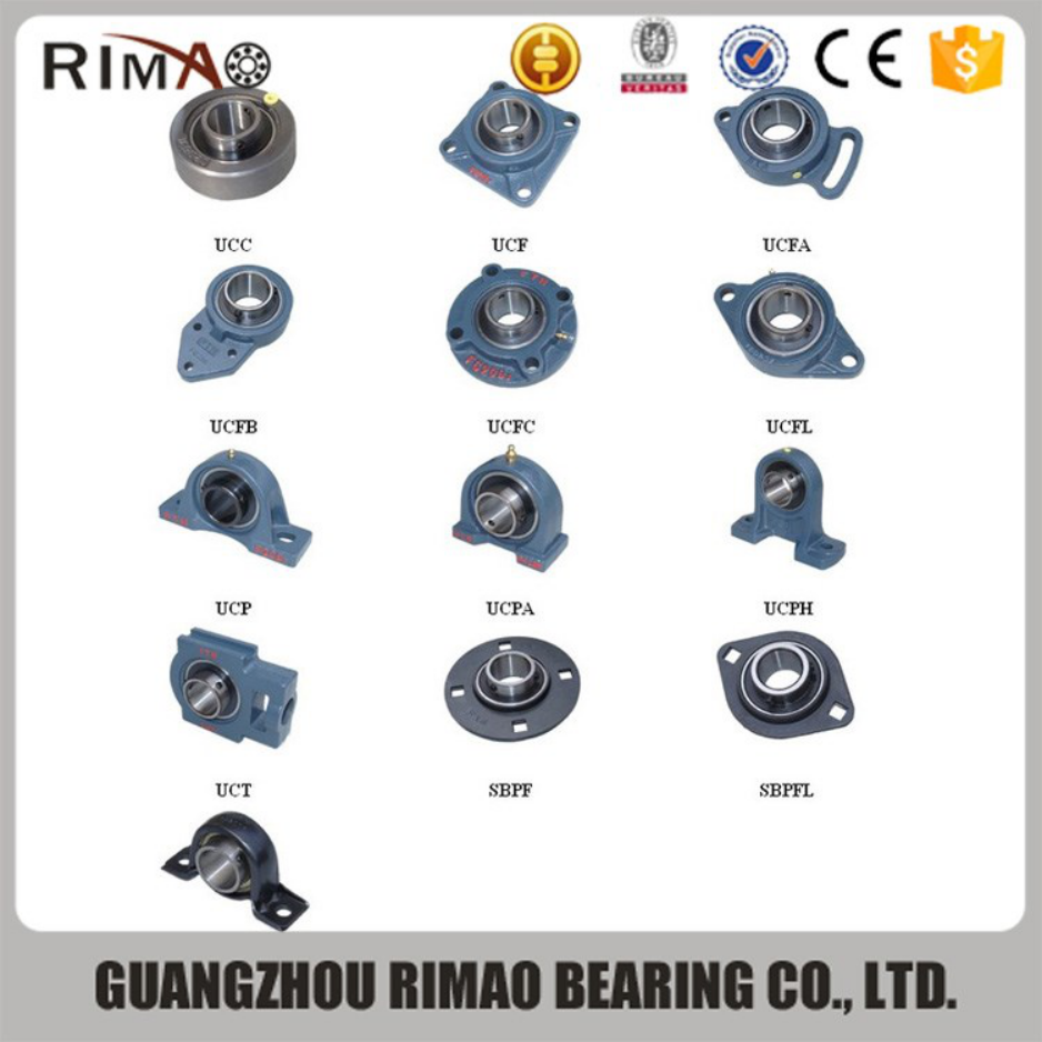 NTN NSK FYH HRB FK bearing housing unit UCP204 UCP205 UCF205 bearing insert pillow block bearing