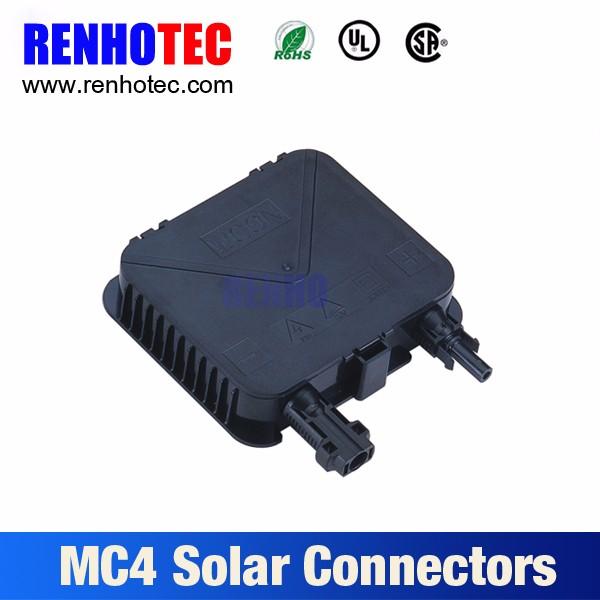 PV mc4 solar module junction box  sc 1 st  Alibaba & Pv Mc4 Solar Module Junction Box - Buy Solar Module Junction Box ... Aboutintivar.Com