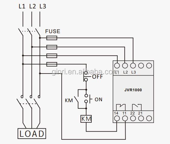 jvr1000 pantalla lcd electr u00f3nico monitor de voltaje con