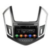 Super bright car dvd player with reversing camera bus dvd player android 8.0 car dvd player manual for CRUZE 2015