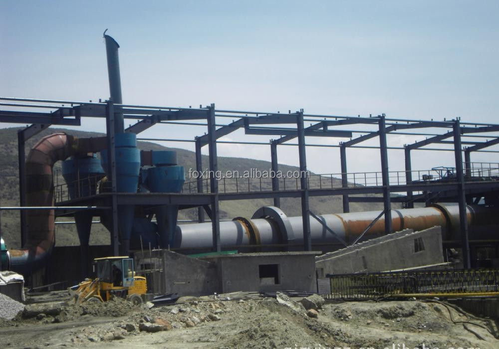 Cement Plant Preheater Cyclone Images : High performance cyclone cement plant construction project