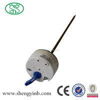 CE certificated double safety electric water heater parts bimetal thermostat for boiler
