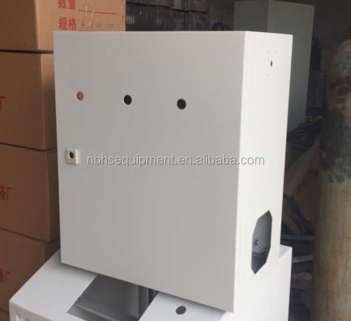 Factory direct sale steel empty distribution box
