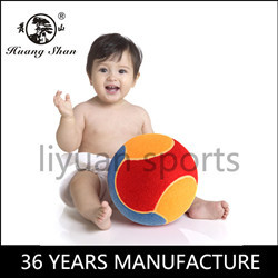 manufacture toy ball big tennis ball for sign 8""