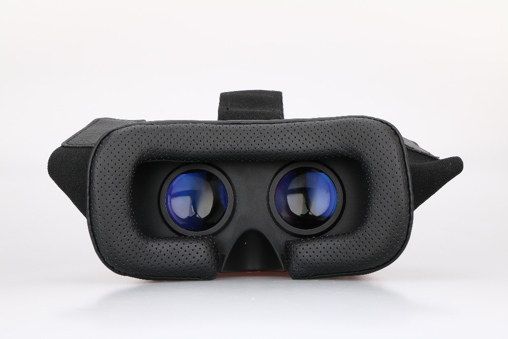 Professional supplier 1Chip all in one vr headset android os wifi bluetooth vr box 3d glasses
