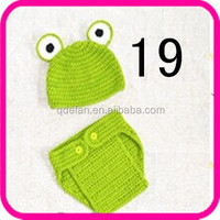 newborn 100% cotton handmade cheap baby photo props suits