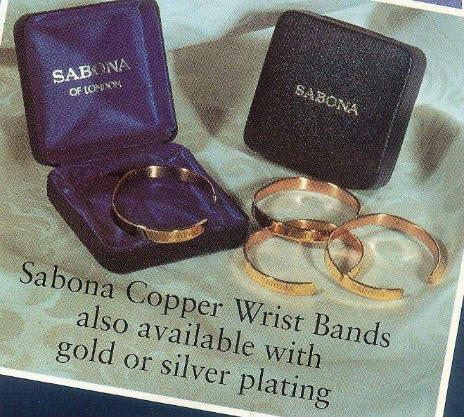 Sabona Copper Bracelets Arthritis Bracelet Product On Alibaba