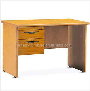 Wooden Office Desk Simple On Simple Hot Sale Office Deskwooden Tablemelamine Computer Desk Simple Hot Sale Office Deskwooden Tablemelamine