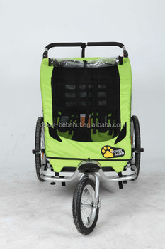Bicycle Trailer 5 Point Harness Aluminum Frame For Baby - Buy ...