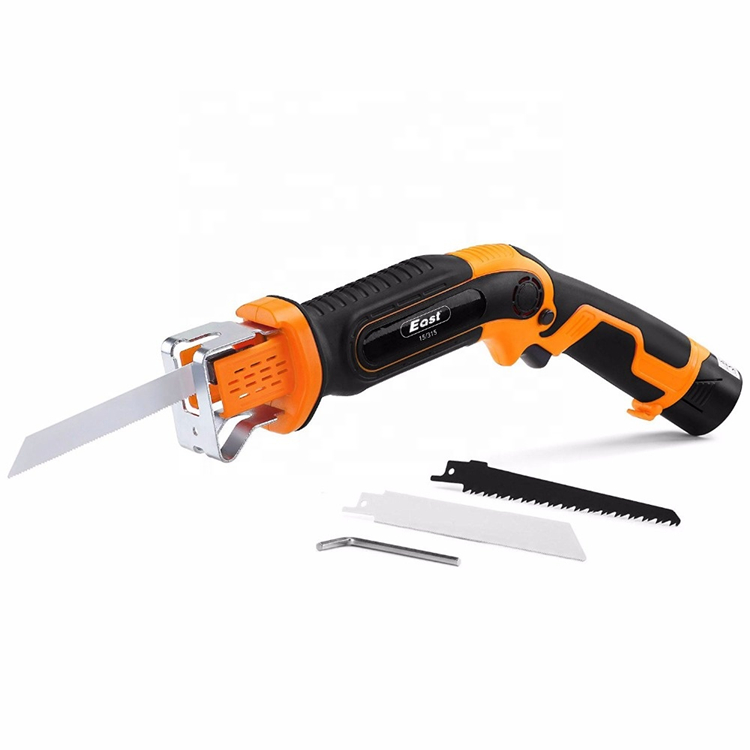 EAST Garden Tools 10.8V Cordless Single Blade Electric Reciprocating Saws