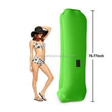 Inflatable Lounger Air Sofa with Portable Package for Travelling, Camping, Hiking, Pool and Beach Parties