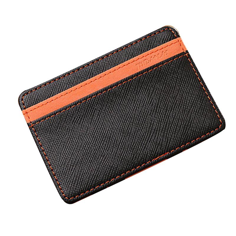 2015 South Korea magic wallet New Mens MAGIC MONEY clips men purse Novelty trend men wallet