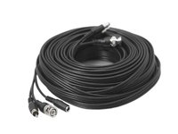 Professional Copper RG59 BNC Video, RCA Audio and Power CCTV Cable