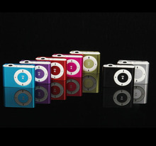 China cheap gift item mini portable clip MP3 player USB mp3 support 4GB/8GB/32GB SD card car mp3