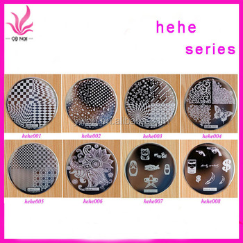 Hot Nail Art Designs Nail Stamping Plates For Lady Nail Beauty Buy