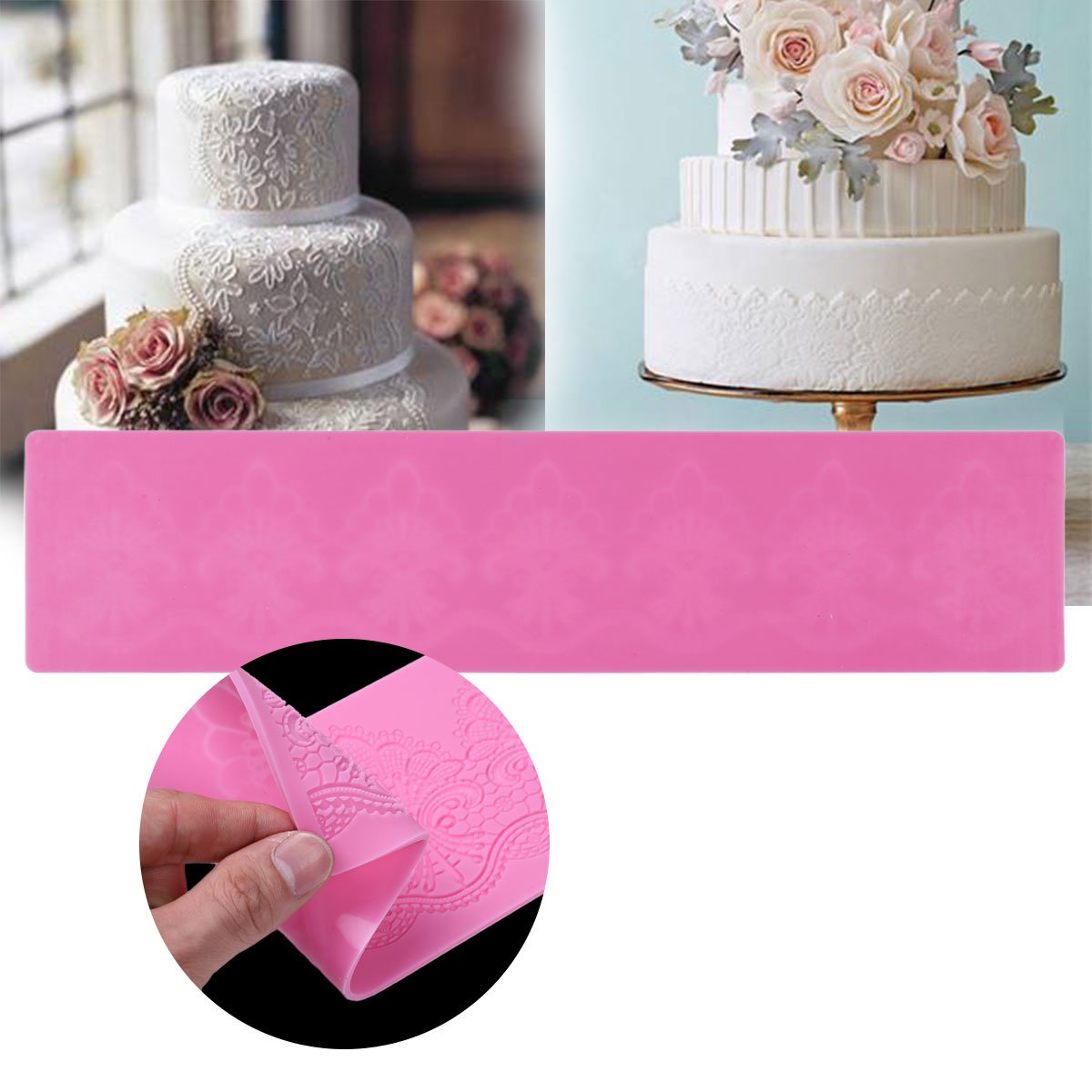 Cheap Wedding Cake Lace, find Wedding Cake Lace deals on line at ...