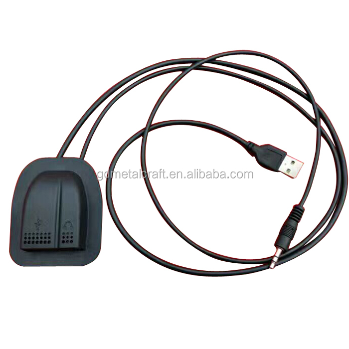 Wholesale Dust Proof Plastic USB Port Cover And Cable Set For Bags