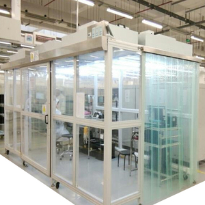 Class 100/class 1000 Purificed Clean Shed for clean room