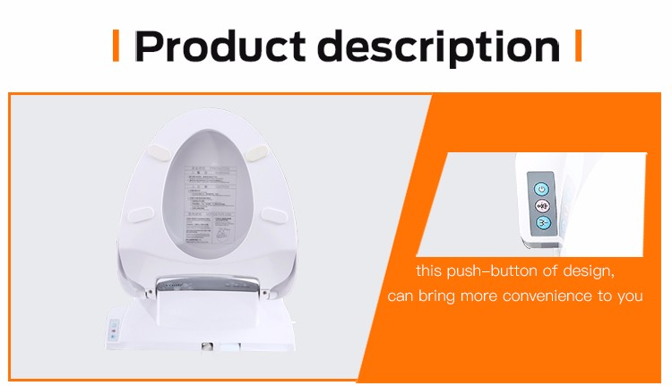 Low Price Bathroom Self Opening Toilet Seat With Water Jet  Buy