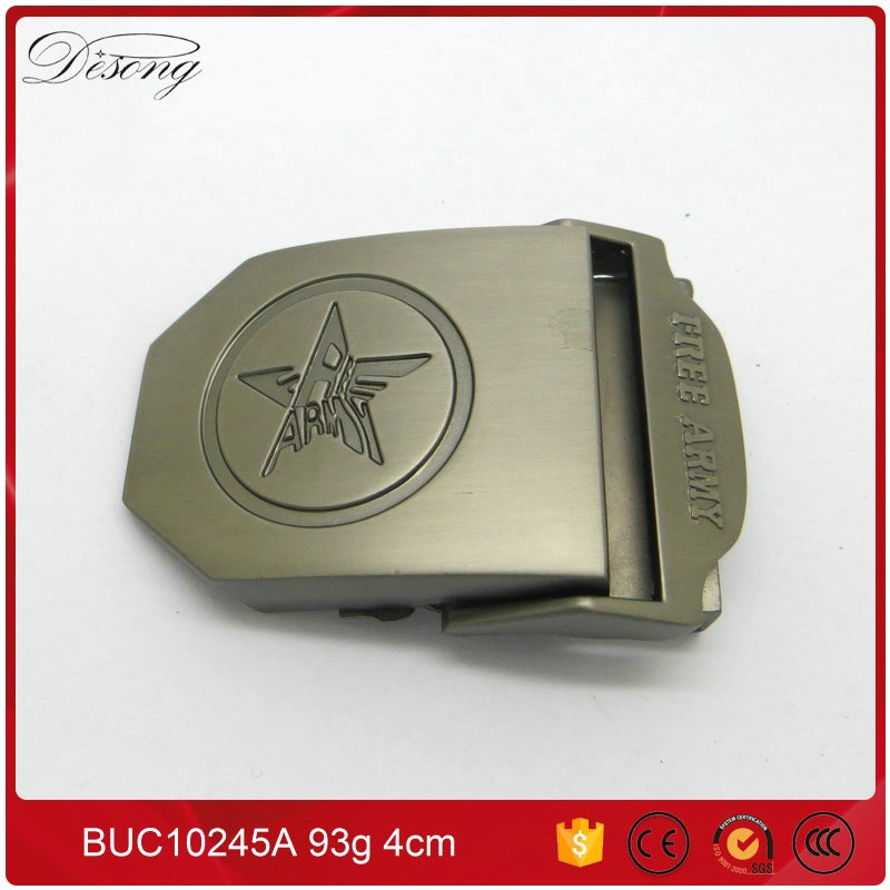 Manufacturer USA 911 interlocking buckle for canvas belt