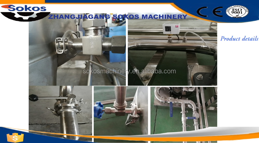 Manufacturing of magnetic water treatment