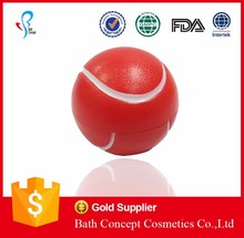 Private Lable Waterproof cute ball lip balm