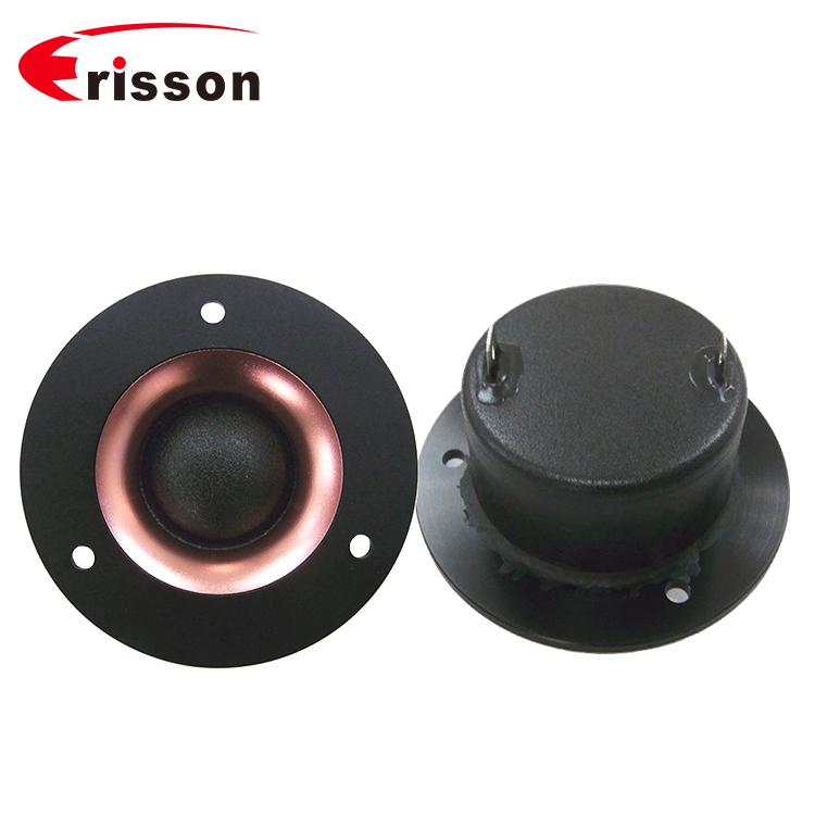 Hot Sale OEM Neodymium Magnet 15W Tweeters Speaker Car 70mm Speakers Dome Silk Tweeter