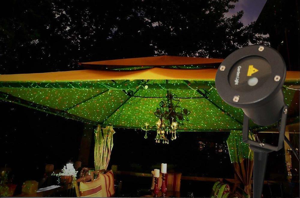 wasserdicht garten laser beleuchtung outdoor weihnachten. Black Bedroom Furniture Sets. Home Design Ideas