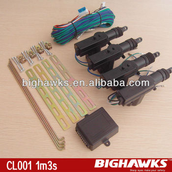 Central Locking System Power Door Lock Actuator Cl001 Bighawks 1 ...