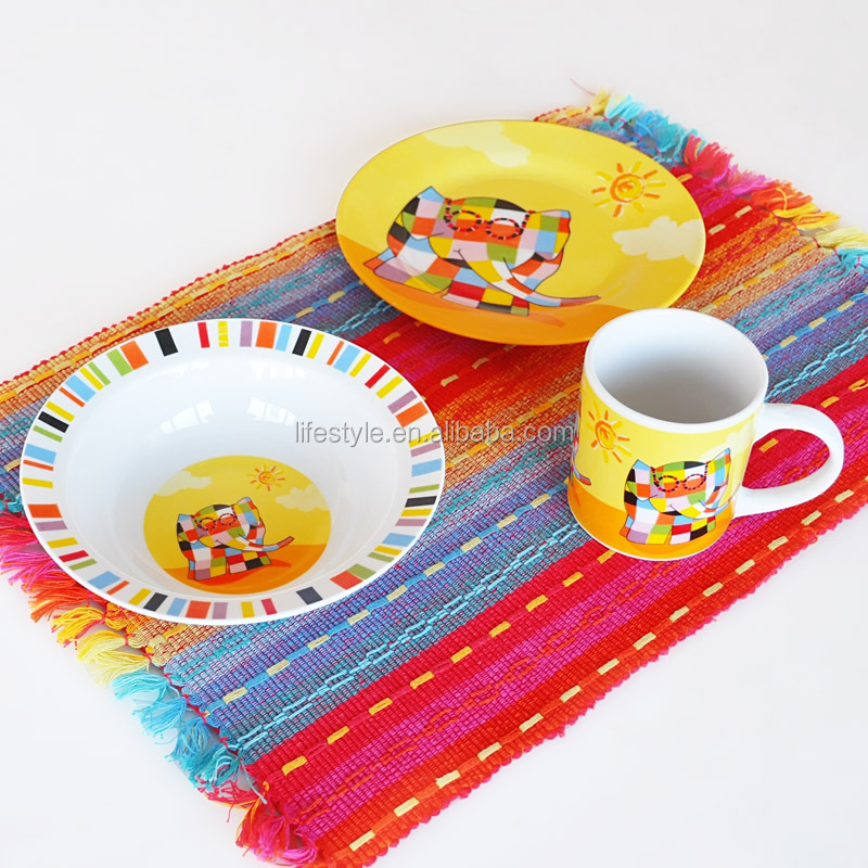 3pcs kids porcelain dinnerware setset of 3pcs ceramic kids dinner set children dinner  sc 1 st  Alibaba & 3pcs Kids Porcelain Dinnerware SetSet Of 3pcs Ceramic Kids Dinner ...