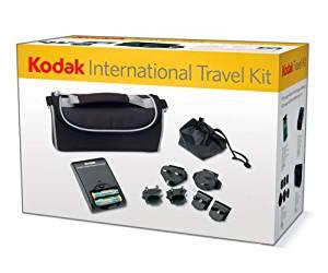 Eastman Kodak Company 8673147 Kit, Kodak International Travel Kit