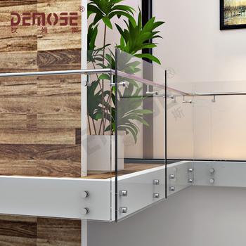 Rahmenlose Glas Balkongeländer Designs/terrasse Geländer Designs ...