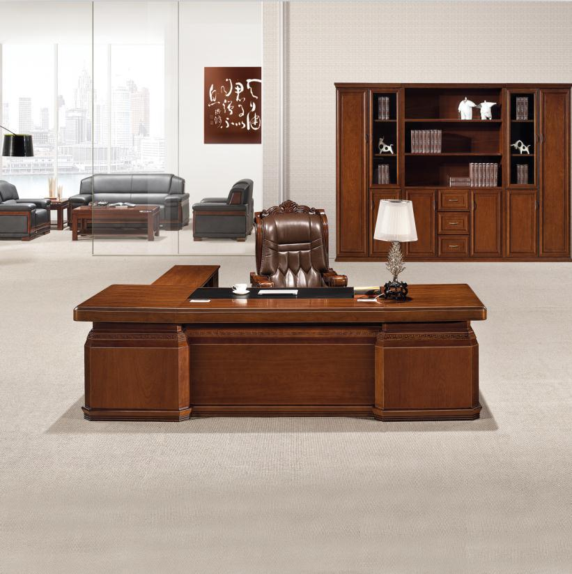 Excellent Executive Table Solid Wood Boss Desk Office Furniture B28009 Buy Solid Wood Boss Desk Executive Table Boss Design Office Furniture Product On Download Free Architecture Designs Grimeyleaguecom