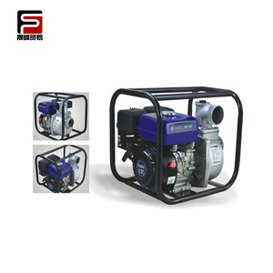 Gasoline water pump 3inch WP 30 GX 168F water pump for farmer use