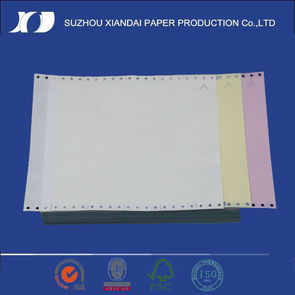 2015 top quality design with reasonable price continuous multi-ply computer printing paper
