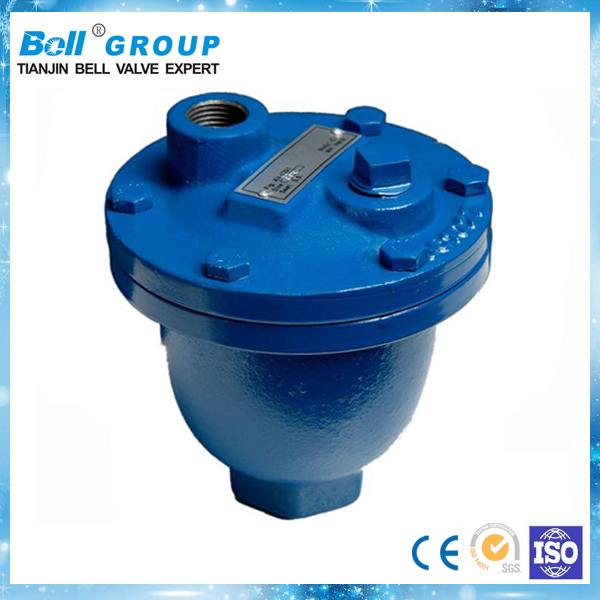 DN25 Cast Iron Sinle Orifice Screw Air Vent Valve