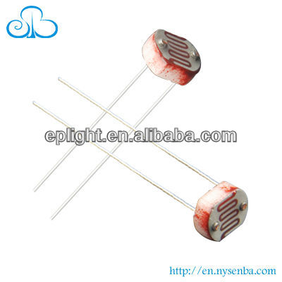 Most Widely Used 5mm Optical Sensor Ldr From Senba - Buy Optical ...